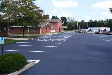 Commercial Sealcoating