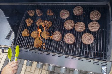 Grilling Out